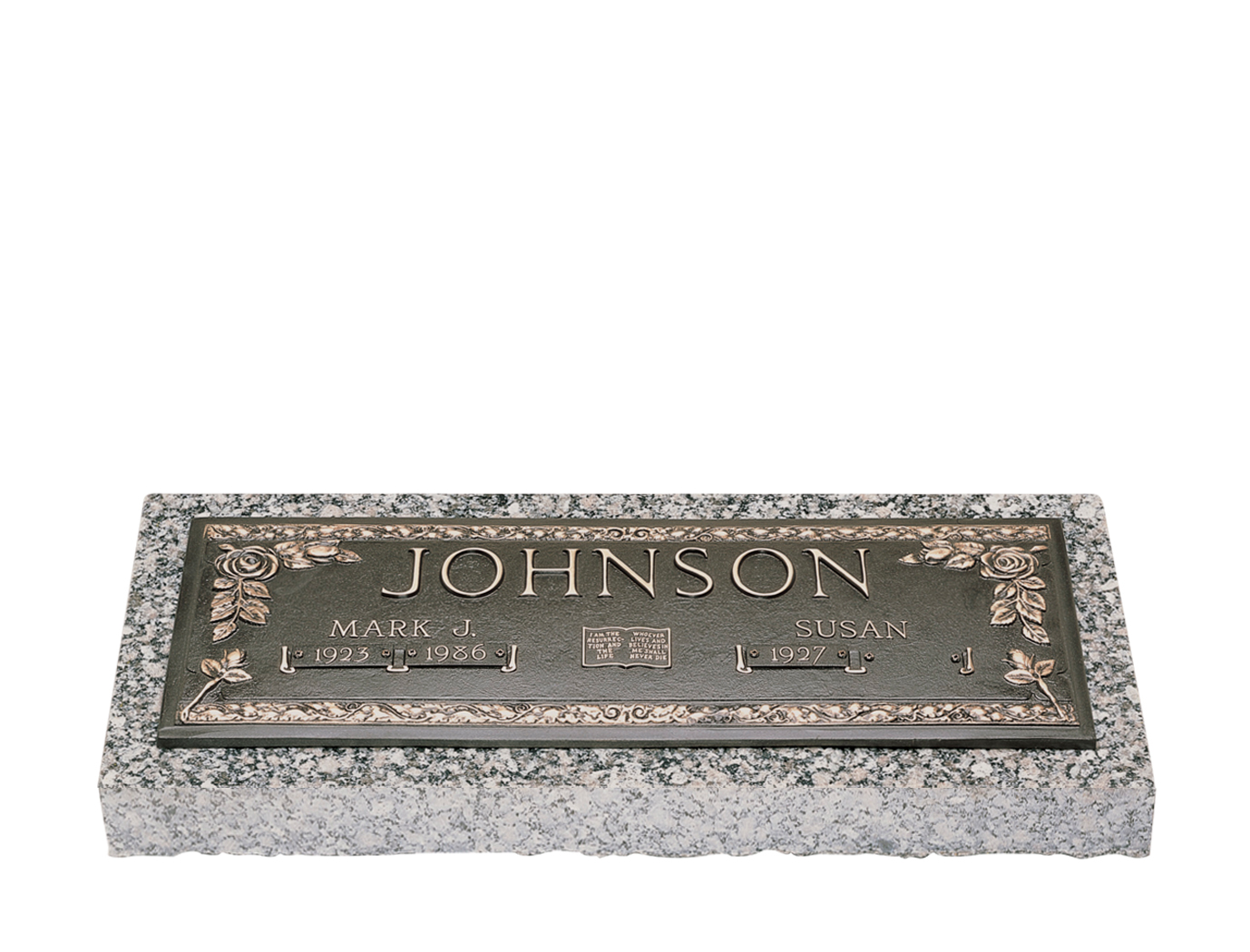 Companion bronze grave markers lovemarkers abbey rose reviewsmspy